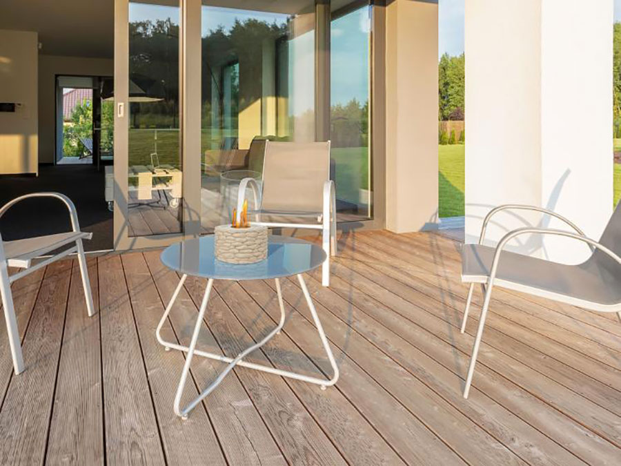 Pure Line table-top bioethanol fireplace n.08