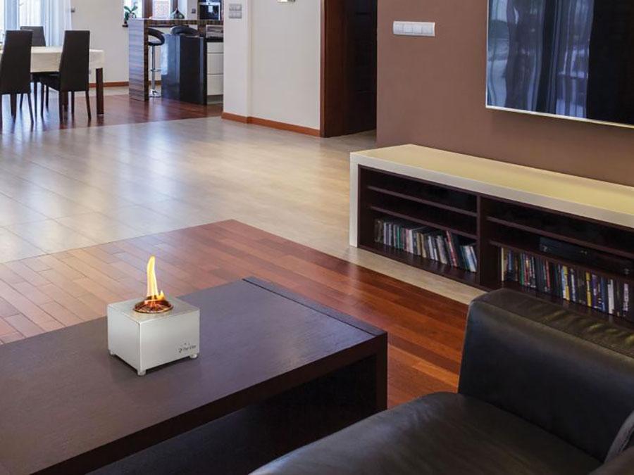 Planika table bioethanol fireplace n.04