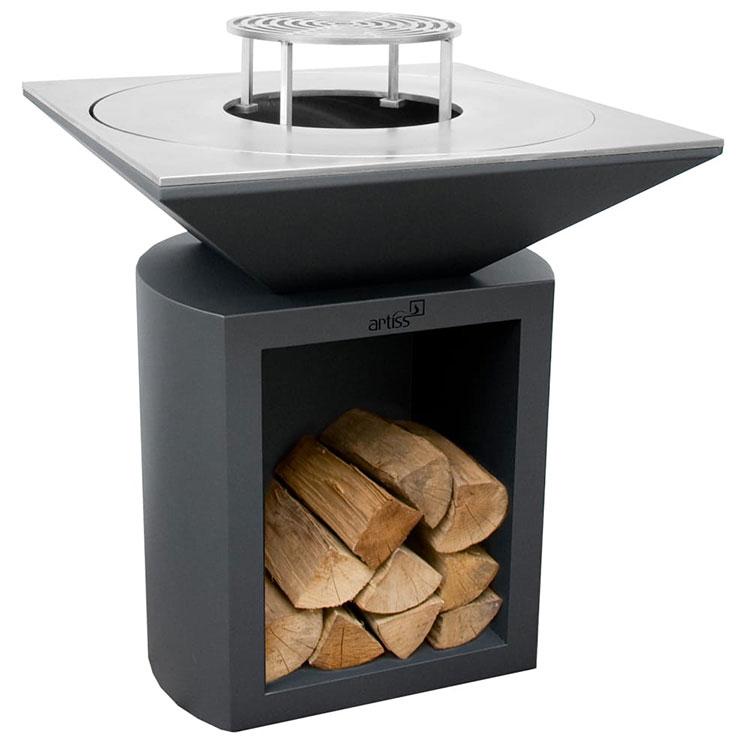 Modern design barbecue model # 21