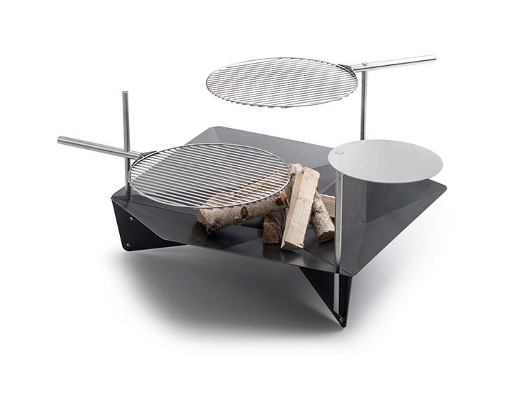 Modern design barbecue model # 18