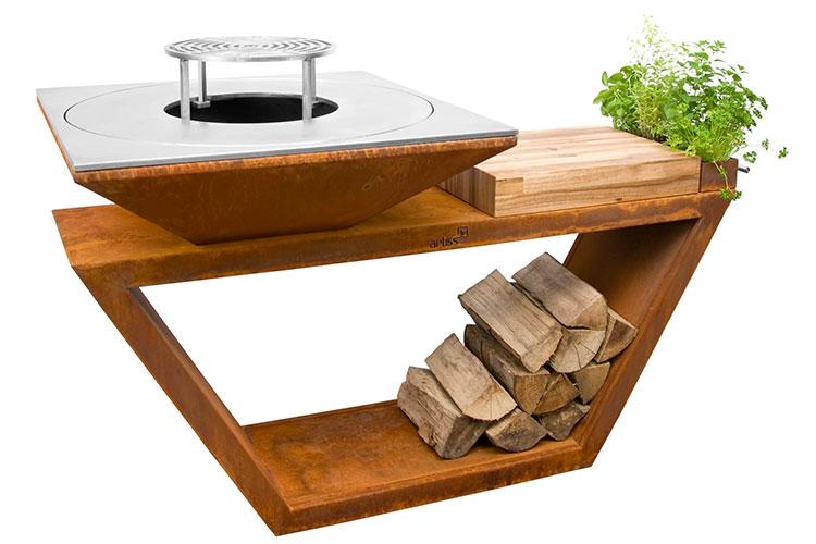 Modern design barbecue model # 23