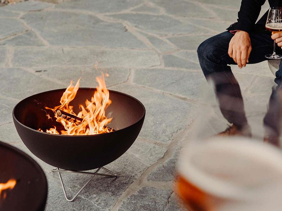 Modern design barbecue model # 16