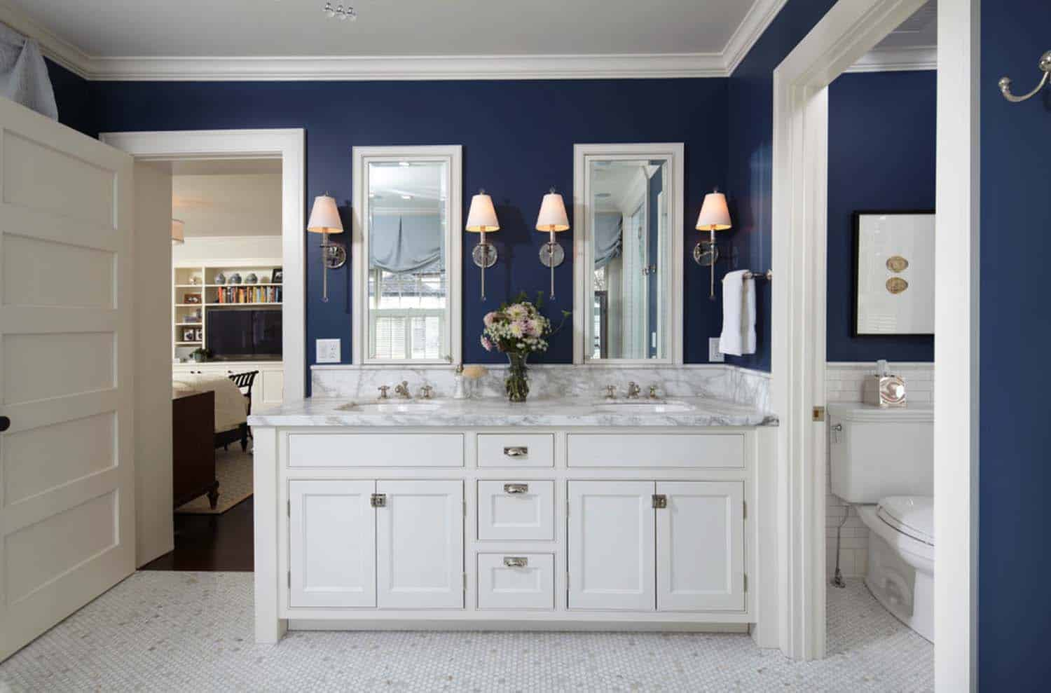 best-colors-for-classic-bathroom