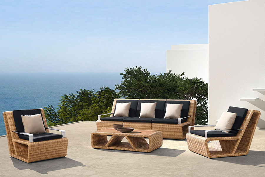 Ideas for embellishing a terrace with furniture elements n.7