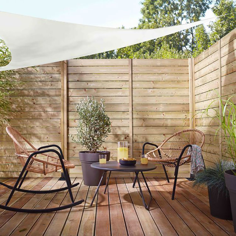 Ideas for embellishing a terrace with furniture elements n.2