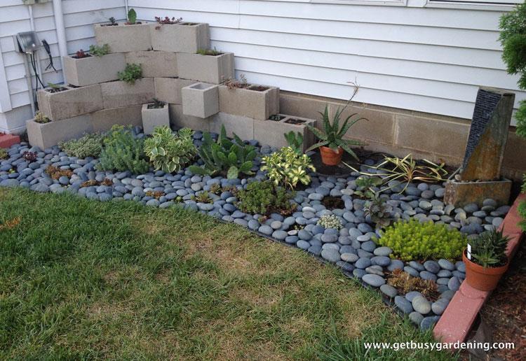 Japanese style zen garden photo # 09