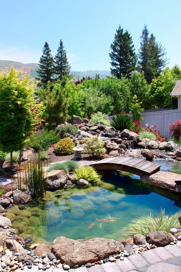 Japanese style zen garden photo # 30