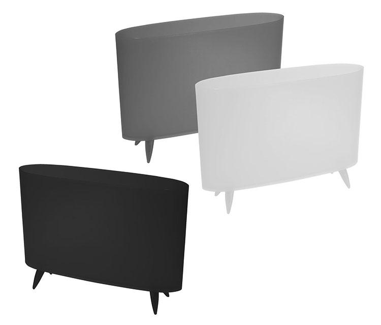 Modern design magazine rack model n.16