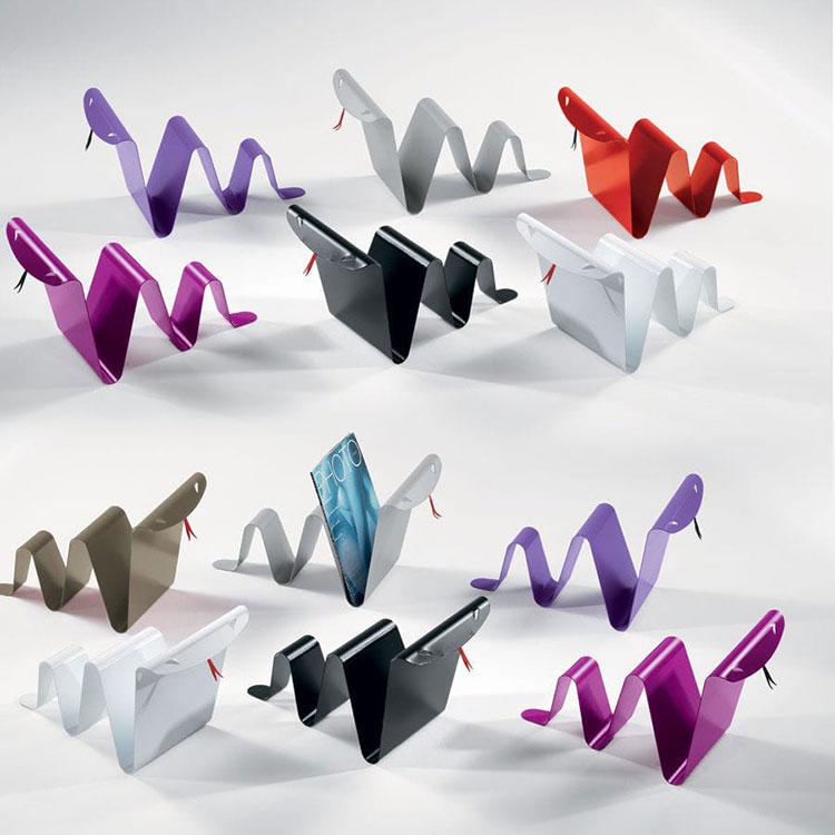 Modern design magazine rack model n.05