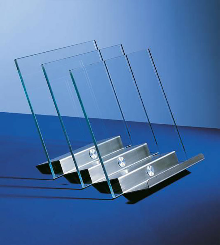 Modern design magazine rack model n.12
