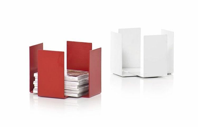 Magazine rack model with a modern design n.29