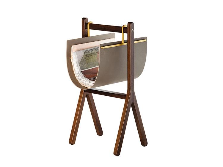 Modern design magazine rack model n.33