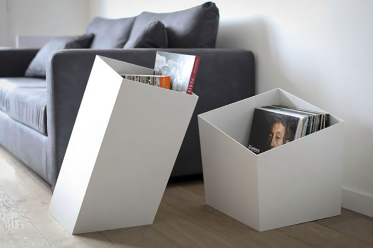 Modern design magazine rack model n.26