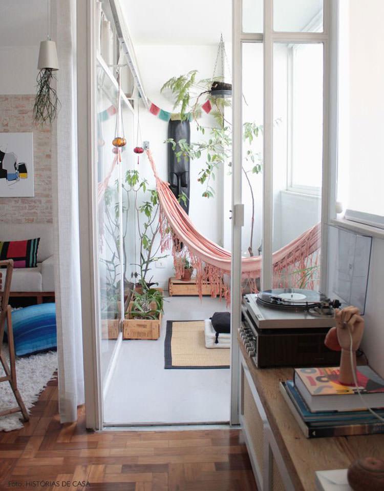 Indoor hammock model n.05