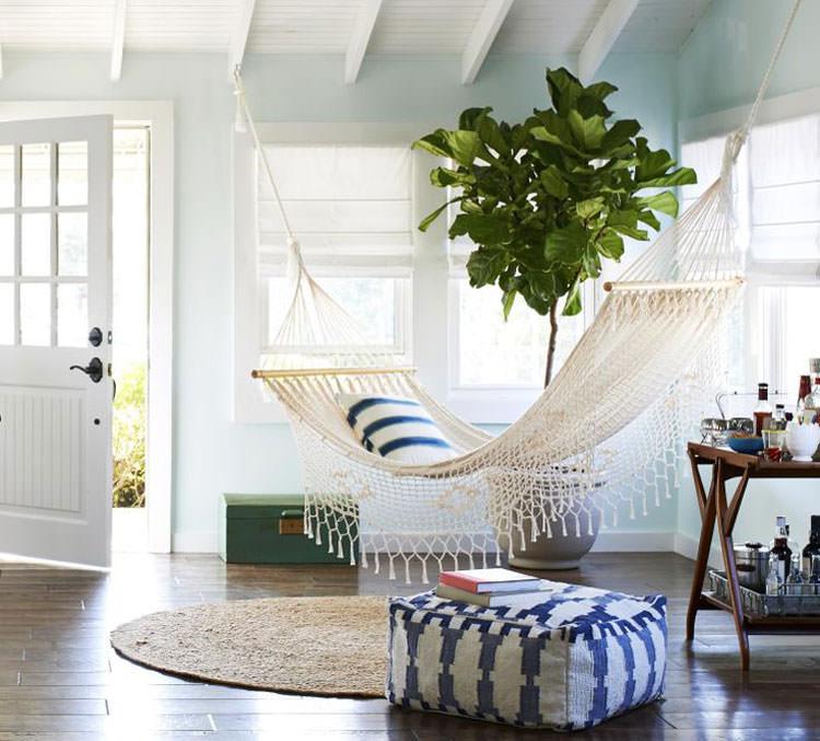 Indoor hammock model n.03