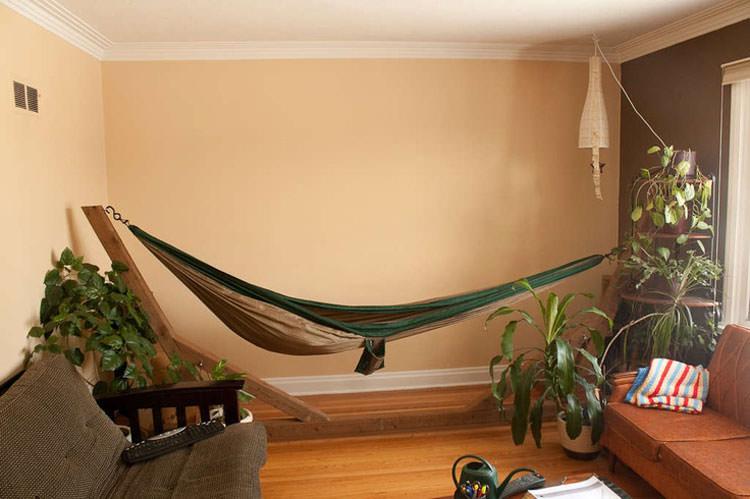 Indoor hammock model n.18