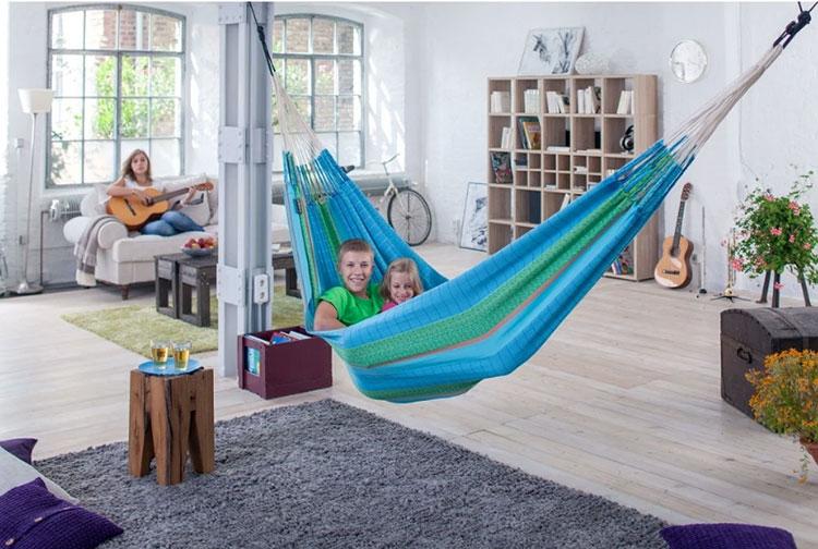 Interior design hammock model n.04