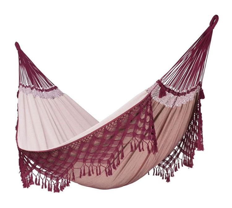 Indoor design hammock model n.05