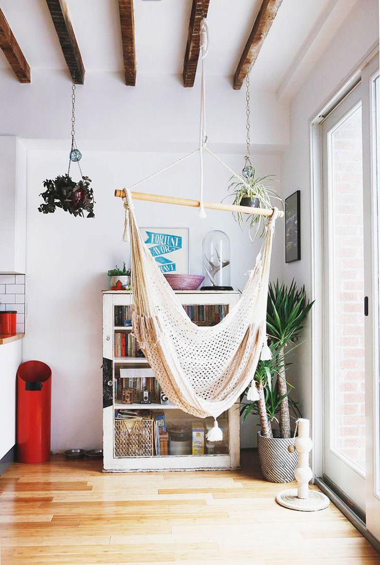 Indoor hammock model n.15