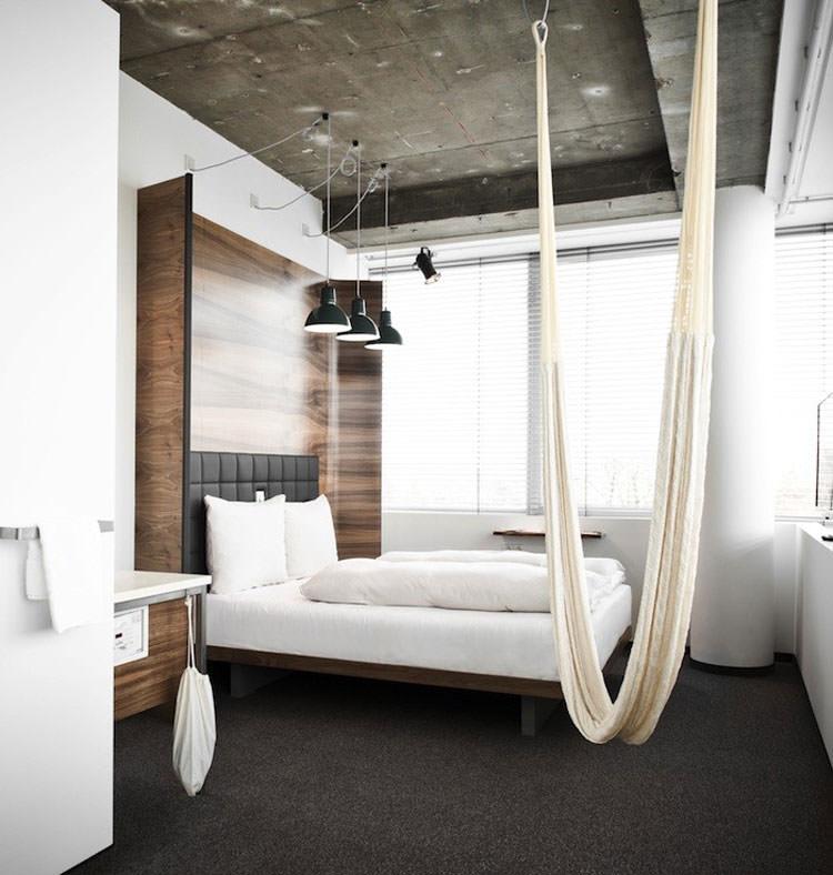 Indoor hammock model n.09