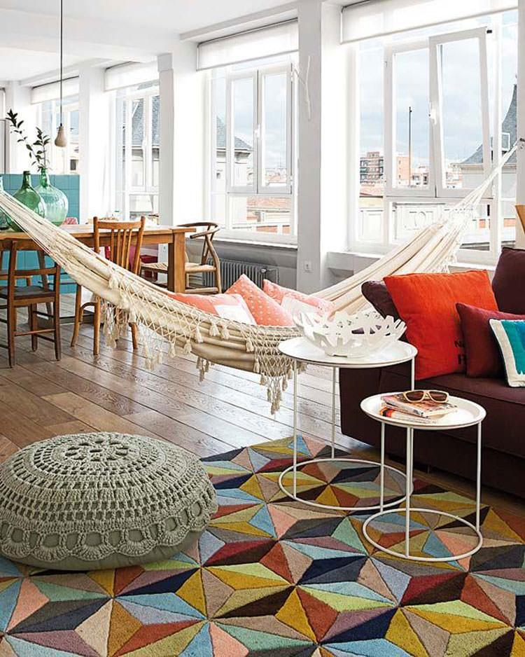 Indoor hammock model n.16