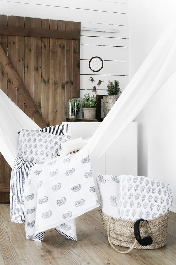 Indoor hammock model n.13