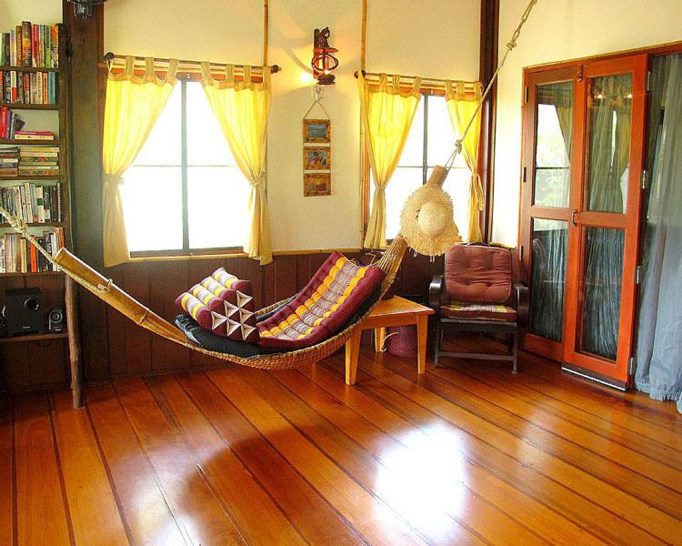 Indoor hammock model n.20