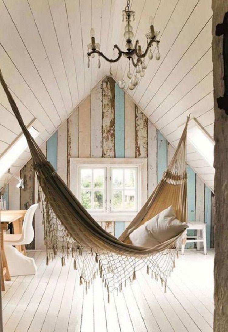 Indoor hammock model n.07