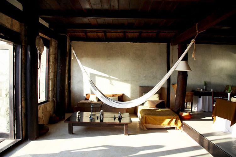 Indoor hammock model n.19