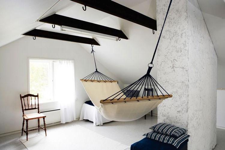 Indoor hammock model n.10