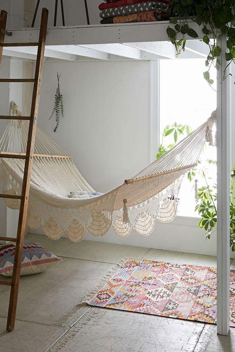 Indoor hammock model n.12