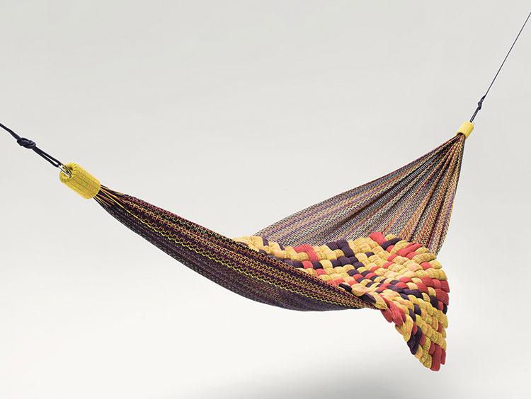 Indoor design hammock model n.03