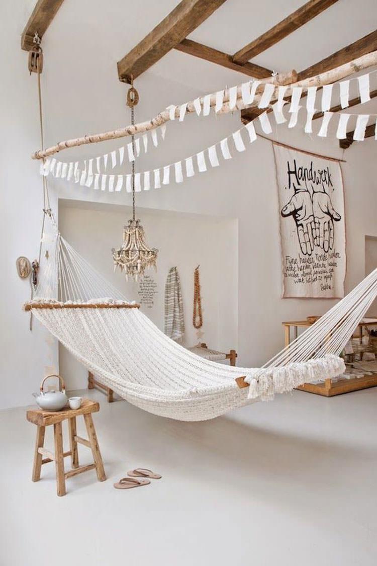 Indoor hammock model n.11