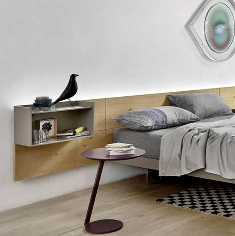 Sangiacomo suspended bedside table model n.03