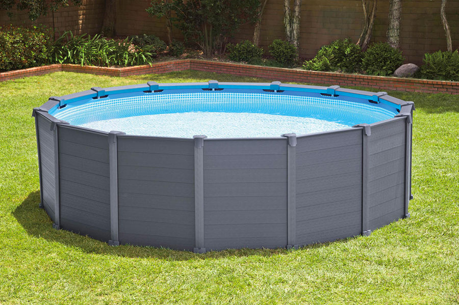 Above ground pool model by Intex Italia