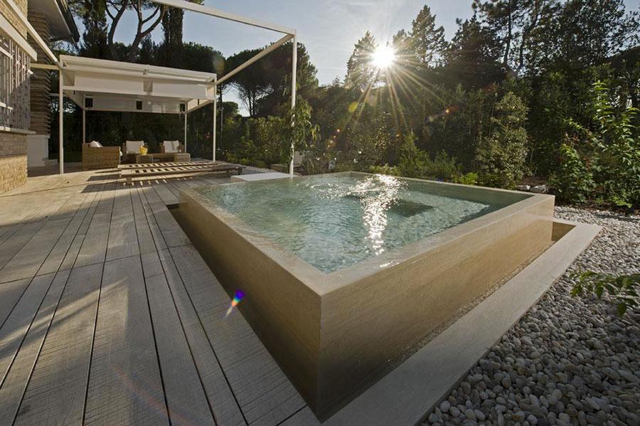 Egoe's above ground pool model