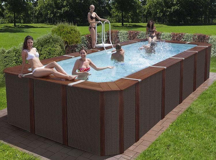 Poolmaster above ground pool model
