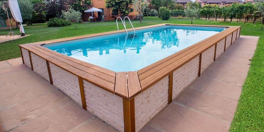 Technypools above ground pool model