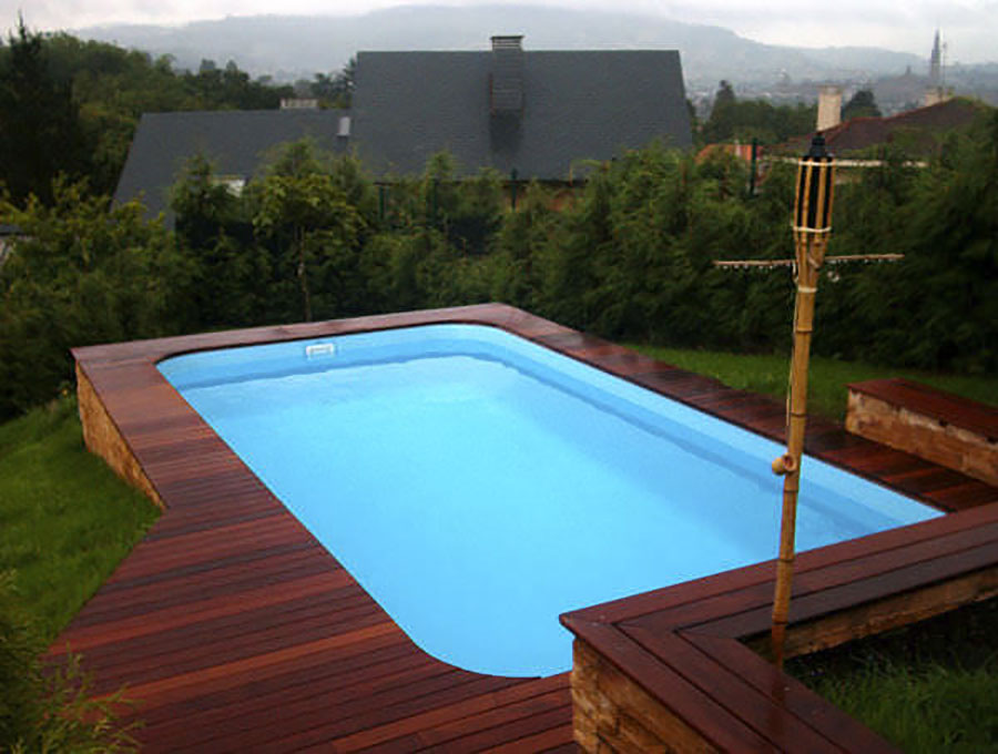 Multiforma above ground pool model