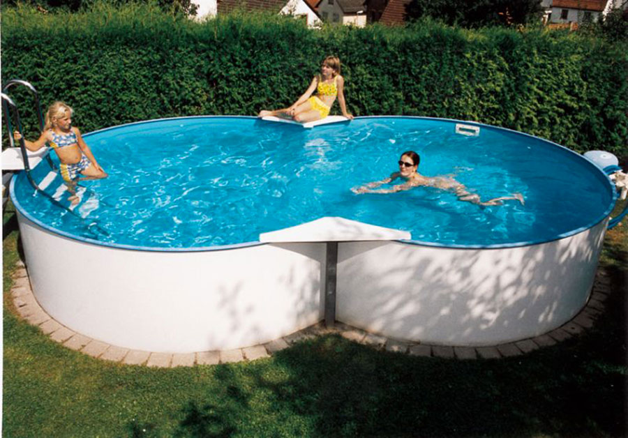 Above ground pool model by Zodiac