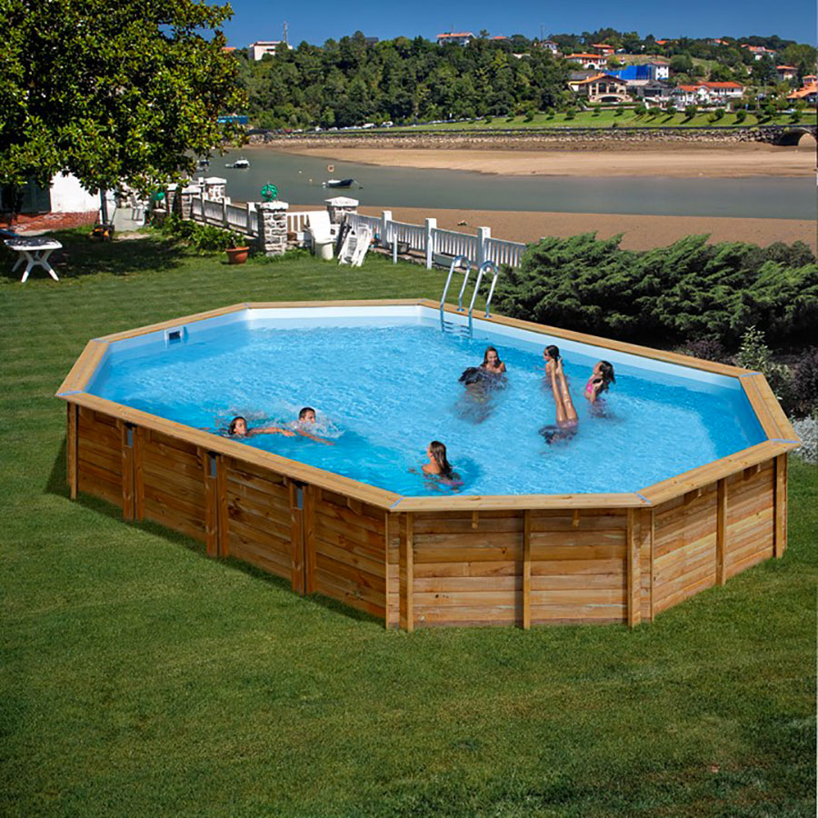 Gre's above ground pool model
