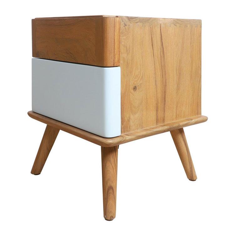 Vintage bedside table model by Alankaram # 07