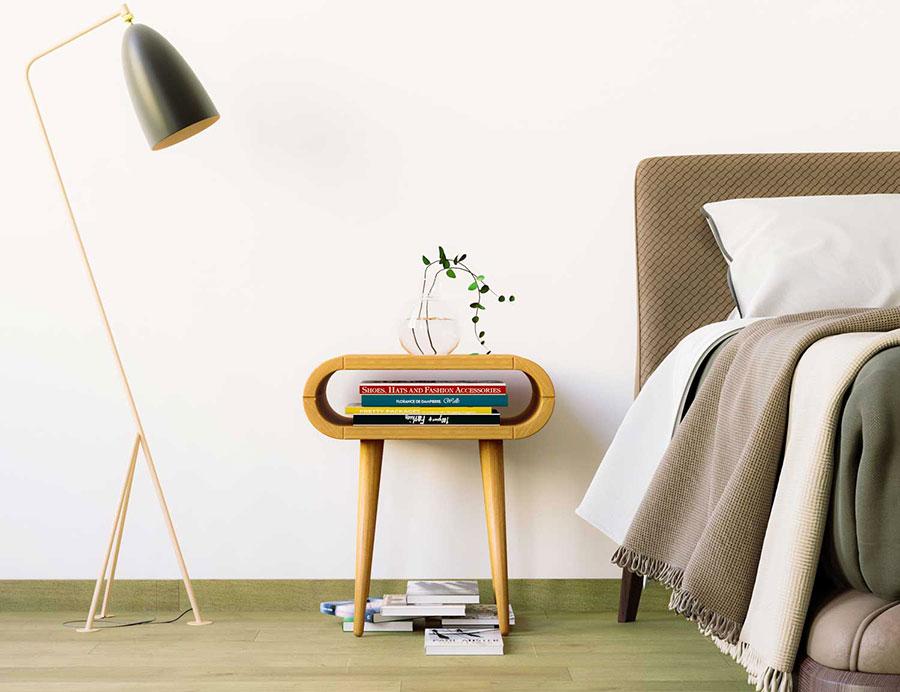 Vintage Nightstand Model from Oak Design Studio # 02