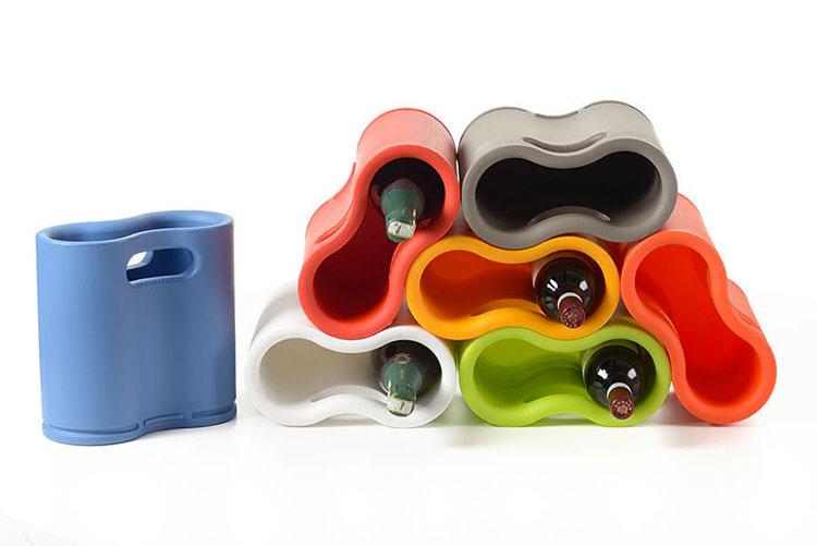 Design bottle holder model no.13