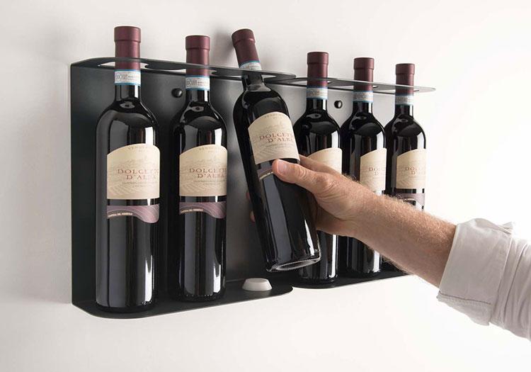 Design bottle holder model n.03