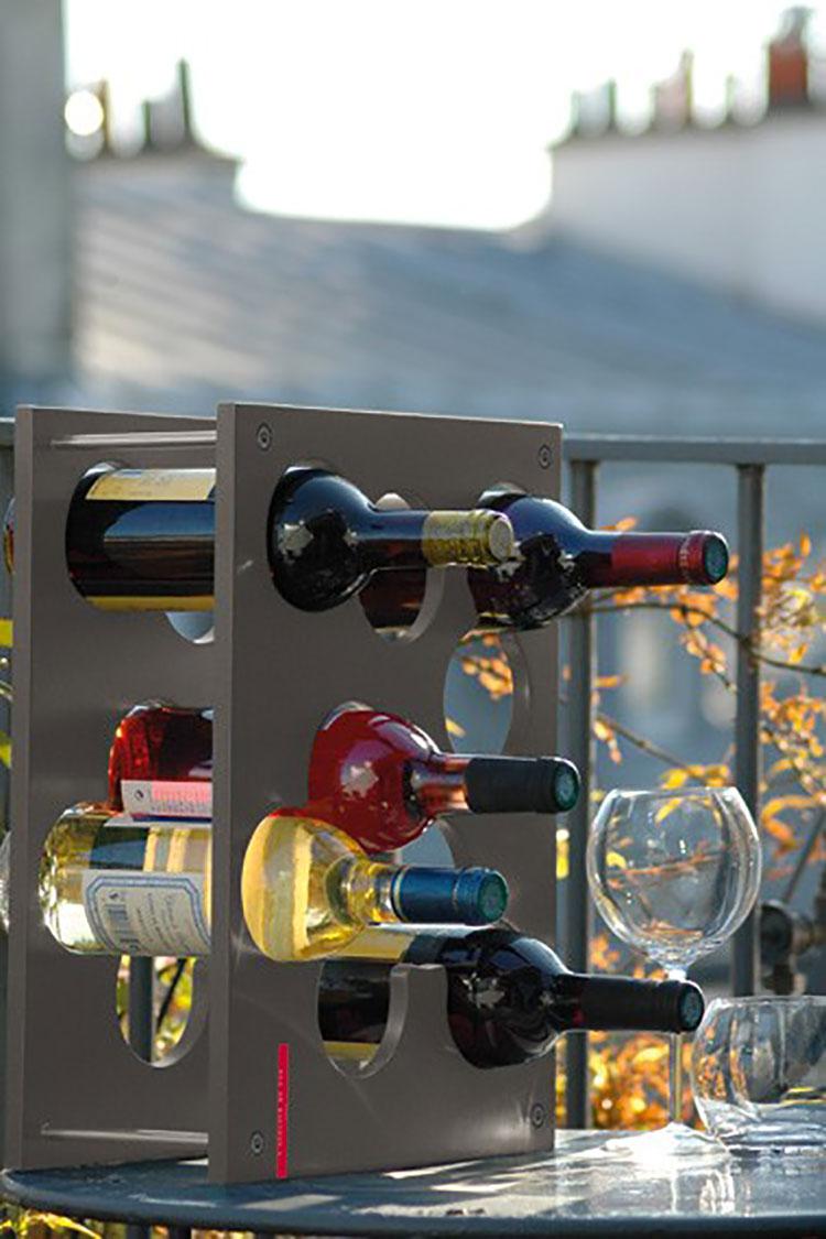 Design bottle holder model n.09