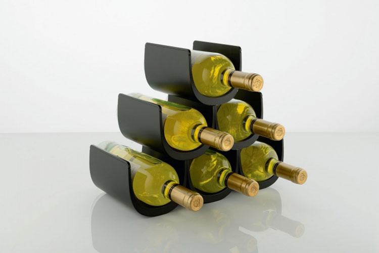 Design bottle holder model n.04