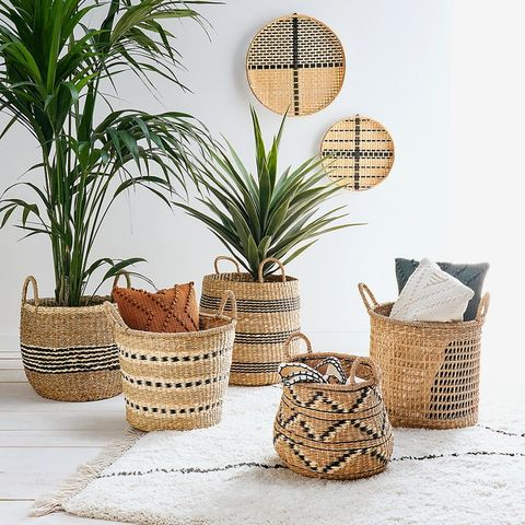 wicker baskets from the redoute