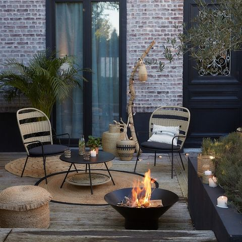 outdoor lighting by la redoute
