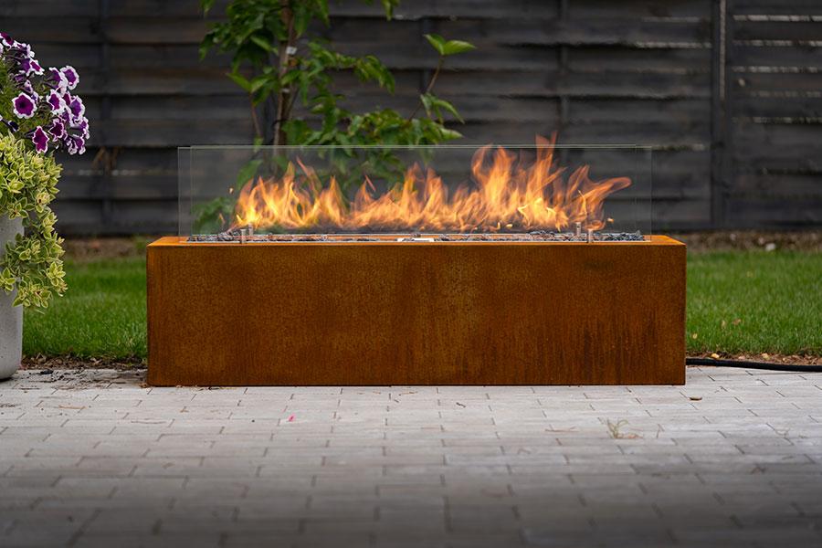 Design Garden Fireplace Model # 04
